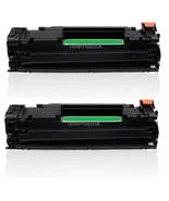 2pk Cb436a 36a Toner Cartridge For Hp Laserjet P1505  M1522nf - $21.70