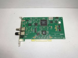 DVEO Full Duplex PCI DVB ASI-C LS7643 - $59.99