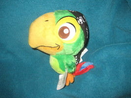 Disney Store Jake and the Neverland Pirates Skully 8 inch. Plush Toy Doll. - $9.40