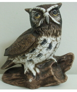 Homco Decorative Ceramic Owl Figurine - $6.95
