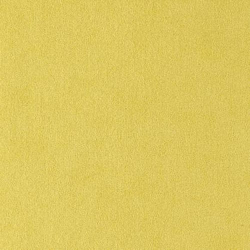 8.25 yd Toray Upholstery Fabric Ultrasuede Faux Suede Citron Yellow 5538-4557 NR