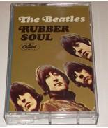 THE BEATLES RUBBER SOUL CASSETTE - $58.41