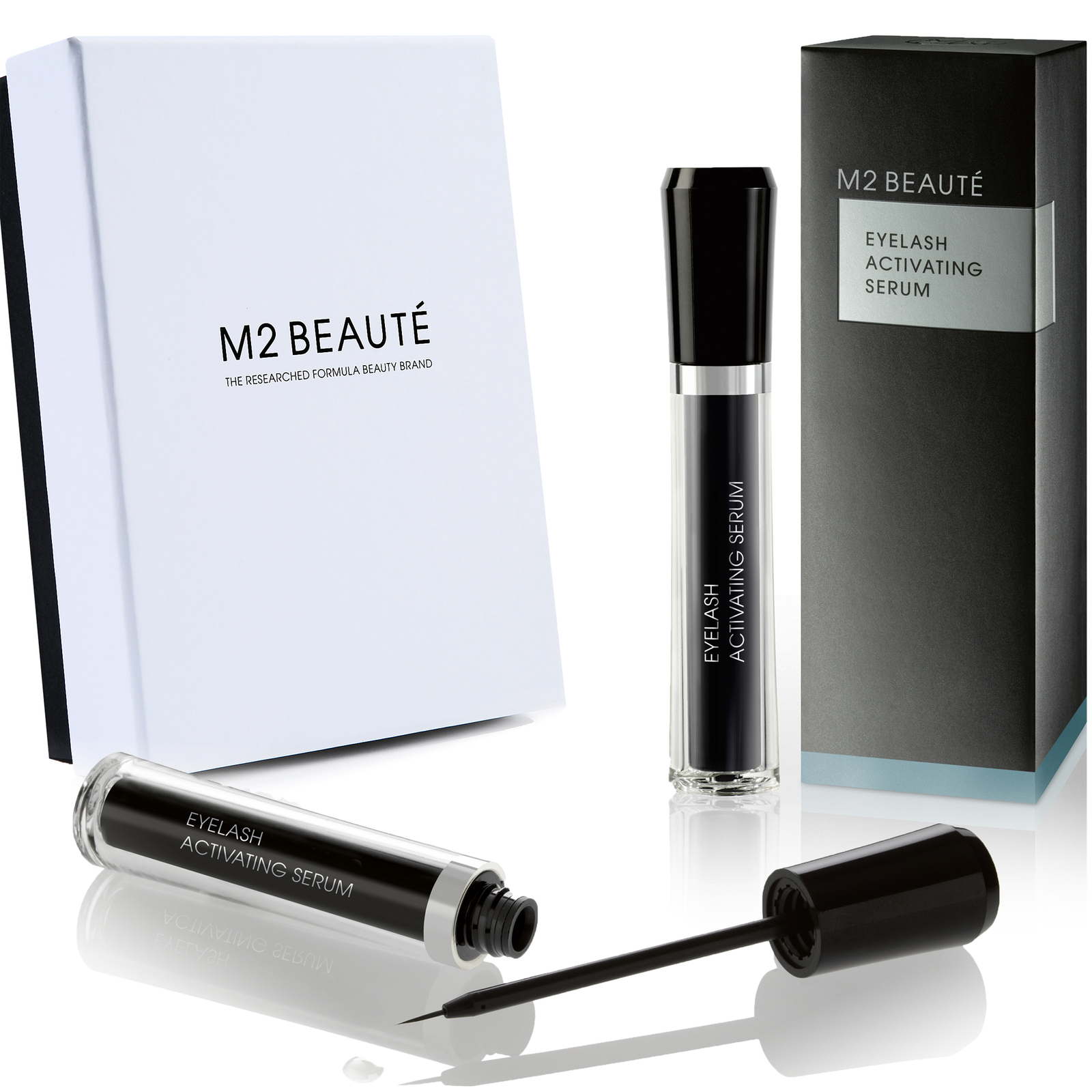 M2Beaute Eyelash Growth Serum 5ml - Eyelash Activating Serum