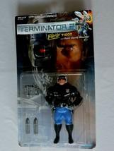 Terminator 2 Blaster T-1000 Policeman Police 1991 Kenner Action Figure T... - £24.51 GBP