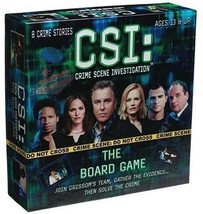CSI: Crime Scene Investigation: The Board Game - $9.99