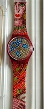 Vintage Swatch GR107 Ravenna Watch Originals 1990 New Old Stock for Coll... - $76.62