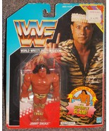 1990 WWF Jimmy Snuka Wrestling Figure In Rare S... - $74.99