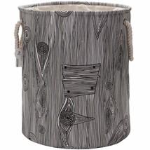 "Sea Team 19.7"" Large Size Stylish Tree Stump Wood Grain Canvas & Linen F... - $29.96"