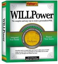 Kiplinger's WILLPower [CD-ROM] Windows XP Home Edition - $9.59