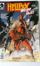 HELLBOY WEIRD TALES # 1 Comic by John Cassaday, Andi Watson, Stefano Raf... - $15.67