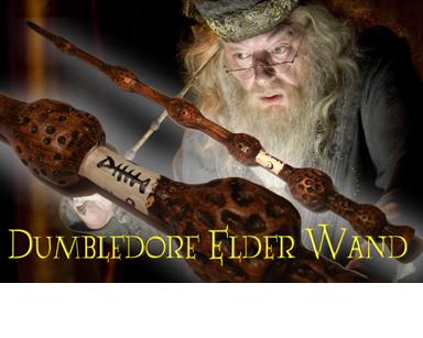 Dumbledore elder wand superior harry potter harry potter for Buy dumbledore s wand