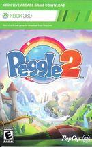 Peggle 2 xbox 360/ONE game Full download card code [DIGITAL] - $5.87