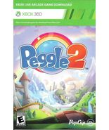 Peggle 2 xbox 360/ONE game Full download card code [DIGITAL] - $6.99