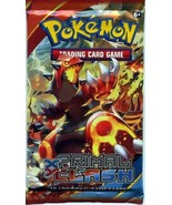 Pokemon Primal Clash 1 Booster Pack Unsearched all artwork available ran... - $3.99