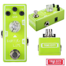 Tone City Kaffir Lime Overdrive TC-T6 EffEct Pedal (BB Preamp Style) Tru... - $47.60