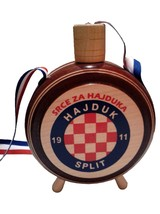 Croatian Cuturica, with Hajduk and Croatian Grb... - $33.31
