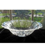 FOSTORIA ~NAVARRE~ Flared Centerpiece Bowl - $45.00
