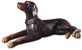 Uttermost Resting Dog Statue Home Accessory - $342.00