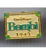 Bambi Cast member never sold Authentic Disney pin - $8.99