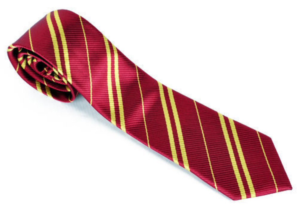 Primary image for Harry Potter Gryffindor Tie Costume Cosplay Accessories Red *fast USA shipping*