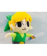 Legend of Zelda Link Wind Waker plush doll figurine toy - $12.99