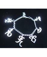 The Mortal Instruments City of Bones Shadowhunter Runes 6 Charm symbol b... - $17.99