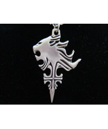 Final Fantasy VIII Griever Squall Leonhart sleeping lion heart necklace - $9.99