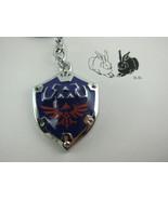 Legend of Zelda Link Hylian Shield Keychain - $12.99