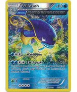 Whiscash 41/160 Reverse Holo Rare Primal Clash Pokemon Card - $1.49