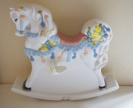 MGA Entertainment Musical Rolling Rocking Horse For Lullaby Baby Doll 2003 - $19.95