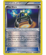 Exp. Share 128/160 Uncommon Reverse Holo Trainer Primal Clash Pokemon Card - $1.09
