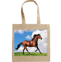 HORSE PAINTING CANVAS STYLE - NEW AMAZING GRAPHIC HAND BAG/TOTE BAG - $23.26