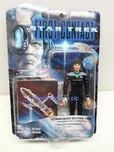 Star Trek First Contact PlaymatesToys COMMANDER DEANNA TROI 6 Action Fig... - $12.99