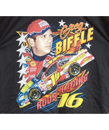 New Greg Biffle #16 National Guards Shirt by Chase LG  - $10.00