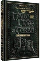 A DAILY DOSE OF TORAH SERIES 3 Vol 03: Weeks of Vayeishev through Vayech... - $19.95