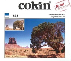Cokin A123 Filter, A, Blue Graduated B2 [Camera] - $15.83