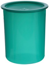 Tupperware One Touch Topper Green Colour 1.3 Ltr Brand New Free Shipping - $19.99