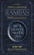Torah With Ramban's Commentary Translated, Annotated, And Elucidated: De... - $25.95