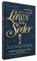 Laws of the Seder [Hardcover] by Artscroll Mesorah - $11.73