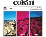 Cokin A171 Varicolor Red/Blue Filter A171