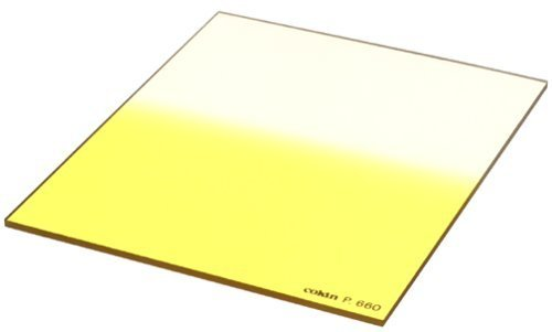 Cokin P660 Y1 Fluo Graduated Filter in a Protective Case (Yellow) [Camera] - $37.61