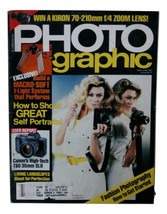 Photo Graphic June 1985 Fashion Photography How to get started Used Condition