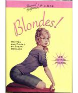 Bernard of Hollywood Pin-Ups: Blondes!-1995-M... - $15.95