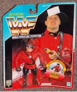 Vintage 1992 Hasbro WWF The Mountie Wrestling F... - $44.99