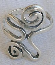 Primary image for Arti silver ring