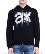 NEW Armani Exchange ax Hi Tech Hoodie Men's Jac... - $69.30