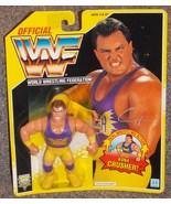 Vintage 1992 Hasbro Crush Wrestling Figure New ... - $59.99