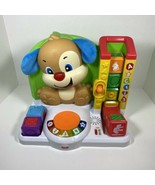 Fisher-Price Laugh and Learn First Words Smart Puppy Talking Block Toy - $59.35