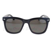 Black Square Frame Sunglasses Oversized Designer Fashion Shades - $7.87