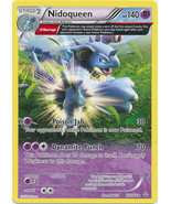 Nidoqueen 69/160 Rare Primal Clash Pokemon Card - $1.29